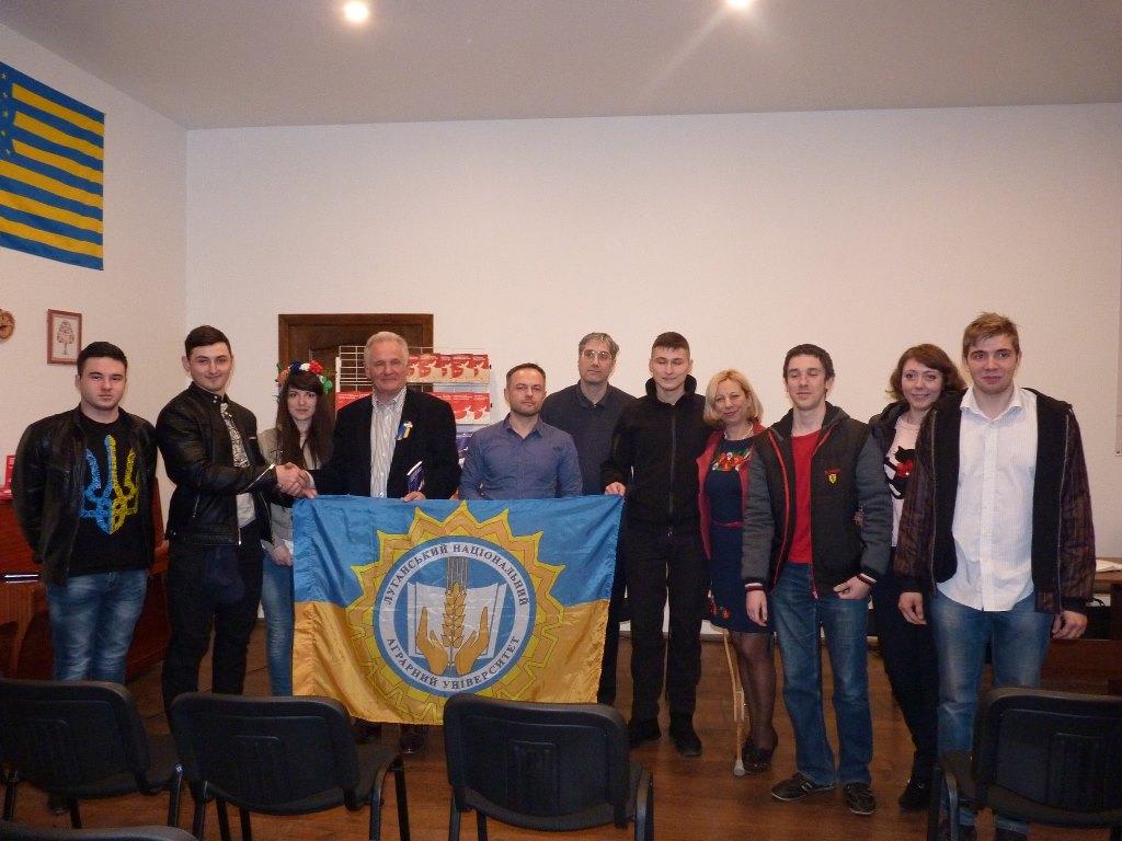 Презентація публікацій «Української миротворчої школи»