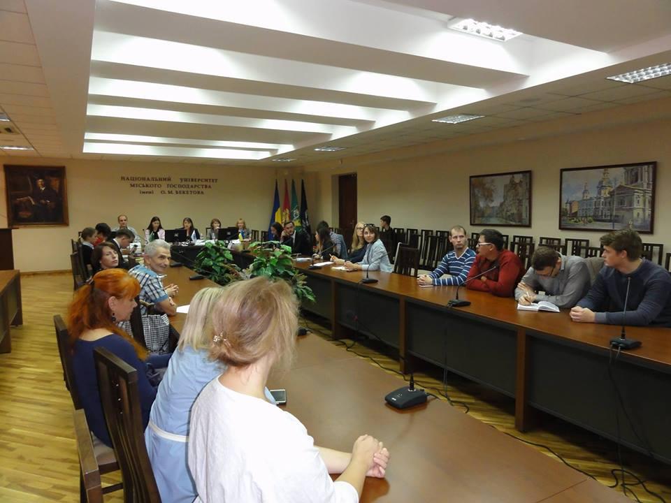 (Українська) Студентство ЛНАУ долучається до проектів розвитку інфраструктури міст