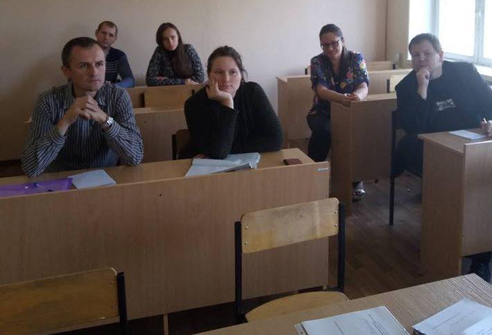 (Українська) Імплементація англійської мови у викладання спеціальних дисциплін ЛНАУ