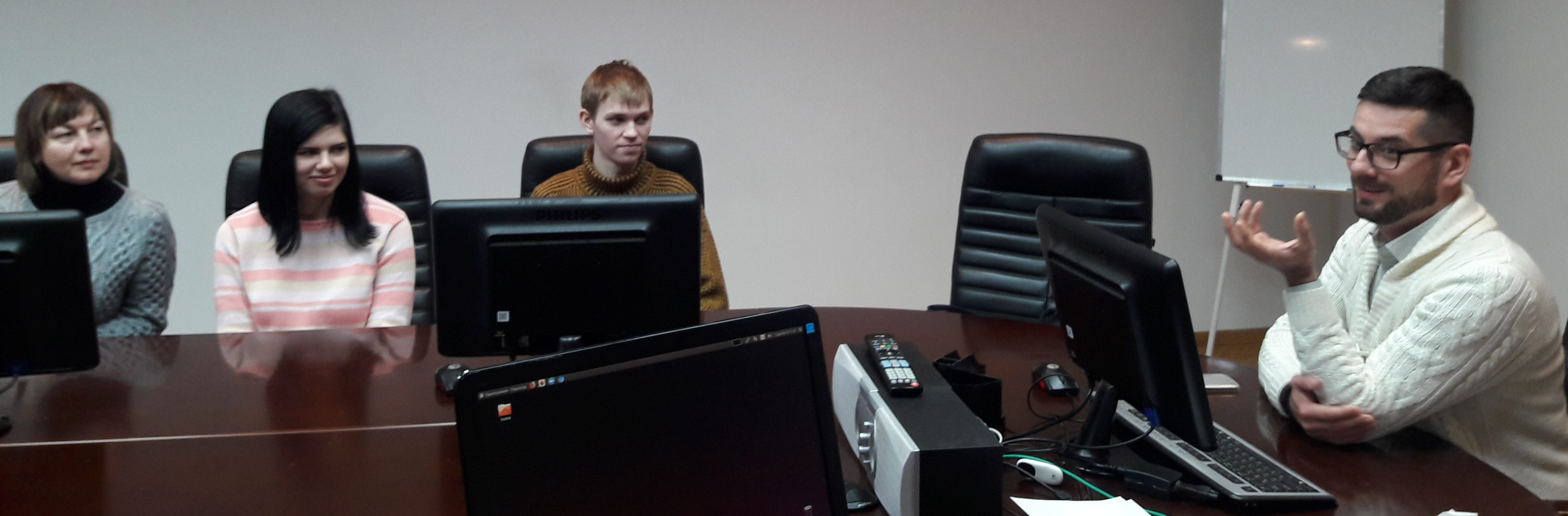 Зустріч-бесіда в Приватбанку