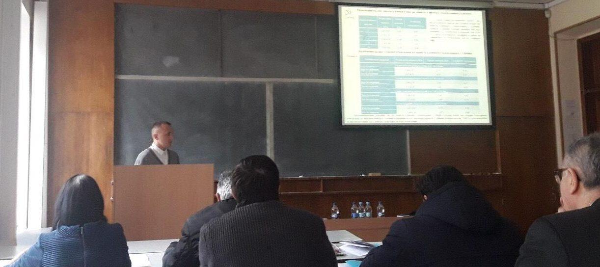 Вітаємо із присудженням наукового ступеня Фірсова Павла Михайловича