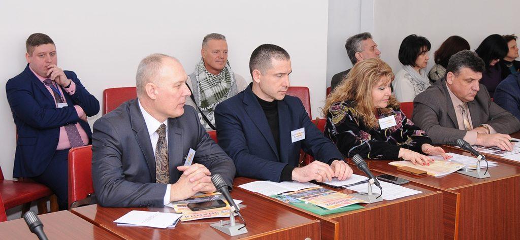 (Українська) Наші науковці – члени Всеукраїнського конгресу вчених економістів-аграрників