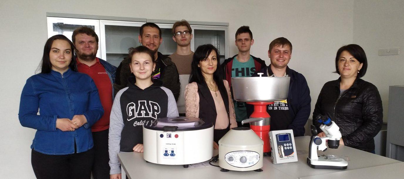 (Українська) Нове обладнання від USAID